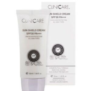 CLINICCARE Sun Shield Cream SPF30+ 50ml